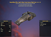 Unyielding [Sneak AP] Scout Right Arm #5